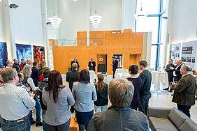 ERöffnung Ziegelzentrum Freital